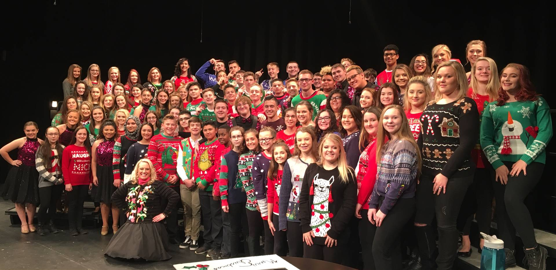 Ugly Sweater Christmas Concert Picture