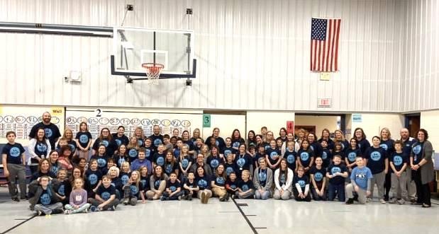 Lake Local Schools MVP Program mentors and mentees